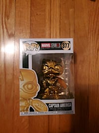 Golden Captain America  Toronto, M1P 3T7