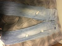 blue distressed jeans Imperial Beach, 91932