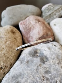 925 Sterling Silver Bangle!