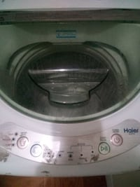 white and gray Arcelik front-load washer Falls Church, 22041