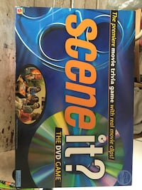 Scene It DVD board game Vienna, 22182