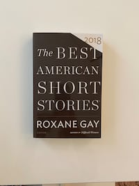 The Best Short Stories edited by Roxanne Gay Bethesda, 20814