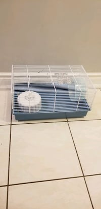 HAMSTER, SMALL ANIMAL CAGE