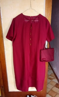 Robe bordeaux Toulouse