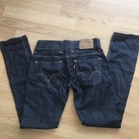 LEVI'S JEANS DAME Oslo, 0170