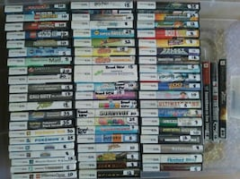 Nintendo DS and 3DS games for sale individually