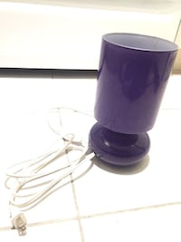 Purple Table Lamp Toronto