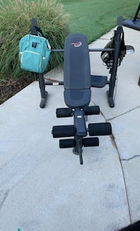 Weight bench Madison, 39110