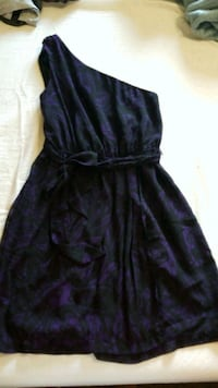 Black/purple dress Silver Spring, 20904