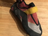 NEW 5.10 wms rock climbing shoes so 8.5 Boston, 02127