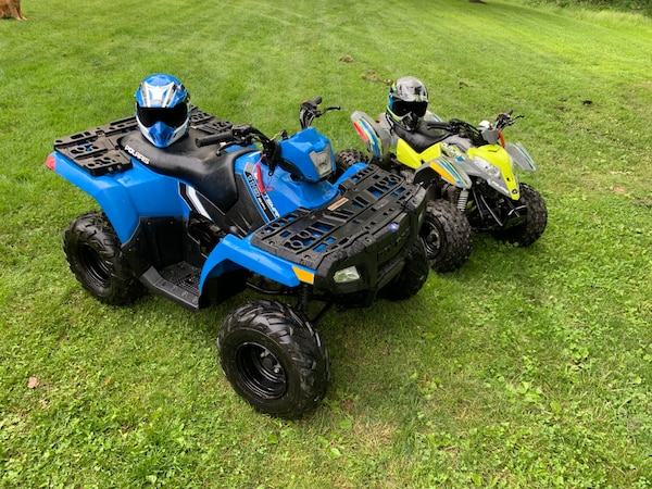 Four Wheelers For Sale Near Me >> Polaris Four Wheelers Atv