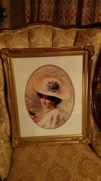 Victorian style picture