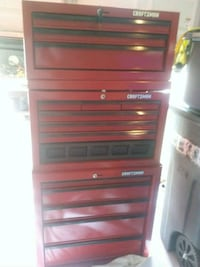 Brand new Craftsman 12 drawer set with keys Capitol Heights, 20743