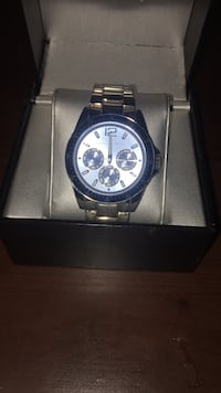 Used Blue & silver colored Watch North Las Vegas, 89031