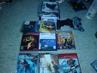 Ps3 games n controllers  San Angelo, 76901