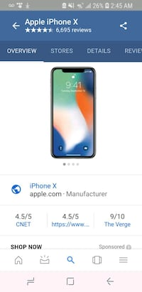 IPhone X 265gb  Anchorage, 99507