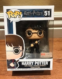 Funko Pop! Harry Potter with Fire bolt BoxLunch Exclusive Buena Park, 90620