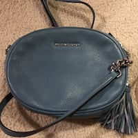 Michael Kors Crossbody-Blue Independence, 64015