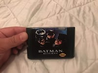 Batman RETURNS, Sega Mega Drive PAL Sevilla, 41005