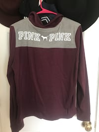 black and gray Pink by Victoria's Secret sweater St. Louis, 63118