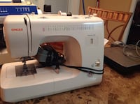 3 sewing machines 2 Singers and 1 brothers Pooler, 31322