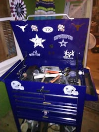 Dallas Cowboys toolbox like new  Port Arthur, 77642