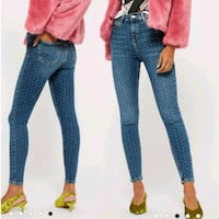 women's blue denim jeans Toronto, M2N