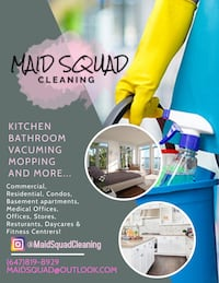 House cleaning Mississauga