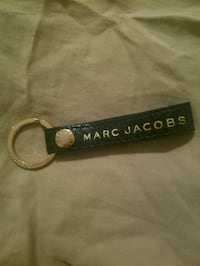 Marc Jacobs teal key ring Beallsville, 20839