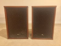 Vintage speakers Sansui SP-1700 Silver Spring