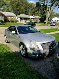 Cadillac - CTS - 2009 Dearborn Heights