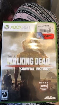 Walking dead/xbox360 Pittsburgh, 15212
