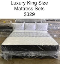 King Size Mattress Sets (New) Same Day Delivery & Financing Available Atlanta, 30318