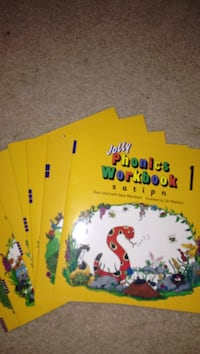 jolly phonics workbook collection Coquitlam, V3E