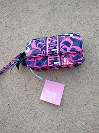 pink and purple floral wallet Abilene, 79607