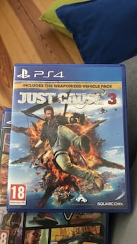 Ps4 just cause3 Oslo, 0758