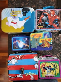 Random Lunch Boxes
