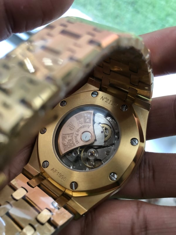 Audemars Piguet Royal Oak 18k Watch 1