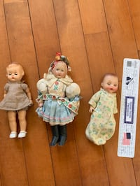 3 Vintage doll. Derwood, 20855