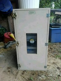 white single-door refrigerator Anniston, 36201