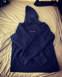 Supreme navy pullover hoodie Mississauga, L5G 1E9