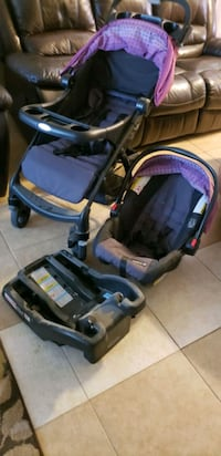 Graco Snugride 30 Stroller and carseat North Las Vegas, 89030