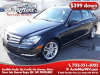 2013 Mercedes-Benz C-Class for sale Las Vegas