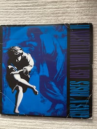 Guns N' Roses - Use Your Illusion II - Geffen Records (2LP)
