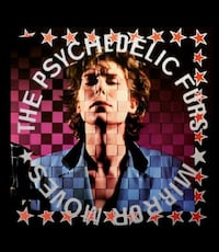 "The psychedelic furs ""Mirror Moves"" 1984. Hits ( Heaven, the Ghost In you). Bear, 19701"