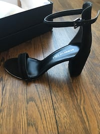 Brand New with Box Kenneth Cole Lex Suede Ankle Strap Block Heel Chicago, 60611