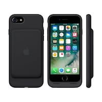 iphone 7 jetblack / 128 gb + airpods + smart battery case Torino, 10152