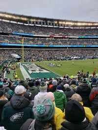 Eagles Playoff Tickets - Lower Level