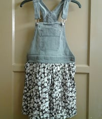 Girls size 10-12 overall dress Jordache Los Angeles, 90061