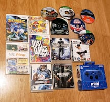 Ps3 wii xbox games